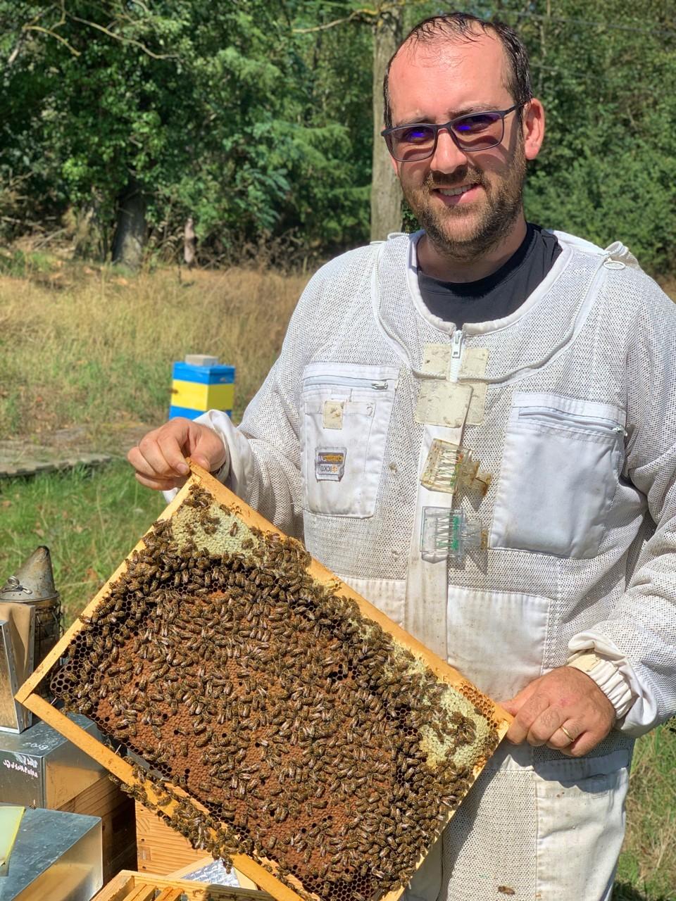 Les Ruchers d'Alexandre Entreprise, production de miel pour les entreprises